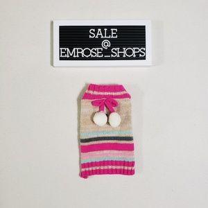 VERY Small Dog Sweater